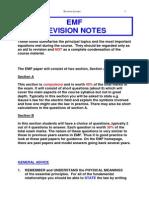 Handout 12 Revision