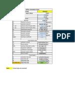 Orifice Calculation for Chlorine Gas