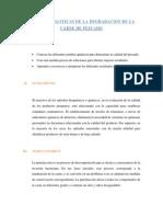 Bromatologia Informe N°2