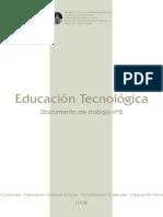 Educacion Tecnologica_documento de Trabajo Nº5