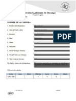 Cronograma Informatica I Fisio1 FEB2014