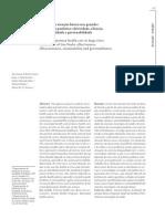 28 Modelos de atenção básica nos grandes municípios paulistas efetividade, eficácia, sustentabilidade e governabilidade