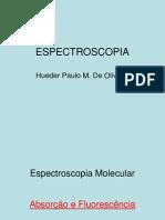 Aula - Espectroscopia Eletrônica