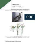 Inyectores Common Rail