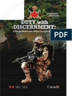 Duty With Discernment