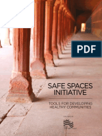 Safe Spaces Initiative / Tools for Developing a Healthy Community