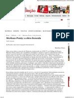 Revista Cult » Merleau-Ponty_ a Obra Fecunda