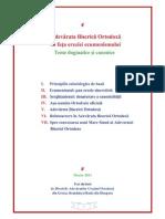 Ecleziologia-BOSVR 2014