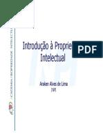 Introducao a Pi Basico Alagoas Araken Lima