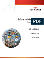 GSM2000CB001 - Enfora Mobile Event Tracker Cookbook