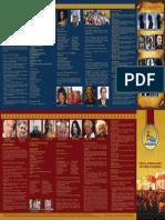 Brochure Festival