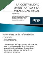 LA CONTABILIDAD ADMINISTRATIVA Y LA CONTABILIDAD FISCAL.pptx