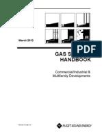 Handbook Separación Entre Tub de Gas y Eléctrico