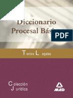 Diccionario Procesal Básico