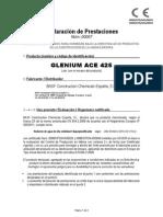Glenium Ace 425 Dop