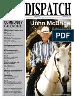 PVPHA Dispatch - September 2014
