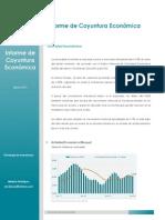 Informe de Coyuntura Económica - Agosto 2014