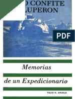 Tulio H. Arvelo - Cayo Confite y Luperón