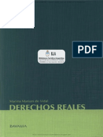 163984892 Derechos Reales Tomo III Marina Mariani de Vidal