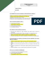 Derecho Privado IV - Parcial I