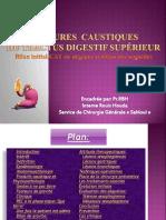brulurescaustiquesoesophage1-120219095426-phpapp01