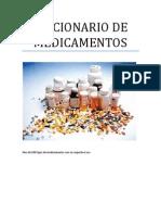 Diccionario de Medicamentos