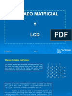 Teclado - Display - LCD