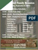 schedule activities 1