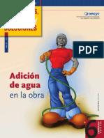 adicion de agua concreto.pdf