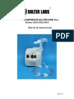 Salter a i Re Plus Manual Spanish