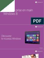 Guide de Prise en Main Windows8
