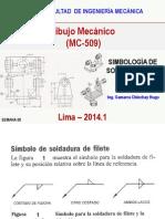 Simbología Soldadura- Mc509 - 2014.1