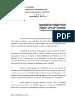 Adicional de Frete Marina Mercante