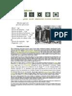ALQUIMIA Unguentos y Brebajes Medievales
