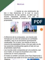 Exposicion de Quimica- Mezclas.
