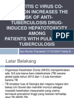 11111012047 AYU NOVITA TRISNAWATI Hepatitis C Virus Co-Infection Increases the Risk Of