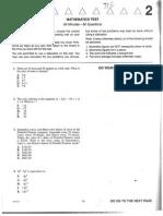 Test act pdf practice
