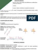 Aula_01_Estática Das Partículas - Estática