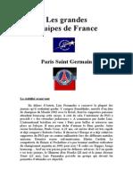 Referat.clopotel.ro-les Grandes Equipes de France