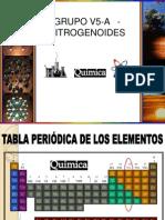 Grupo VA - Nitrogenoides
