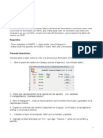 Tutorial 1 - Foro 1 - Repaso Formularios