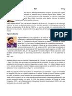 Personajes Sobresalientes de Guatemala 2