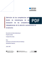 Documento de Competencias Actitudinales
