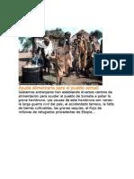 Ayuda Alimentaria Para El Pueblo Somalí