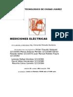 Trabajo de Mediciones Electrias