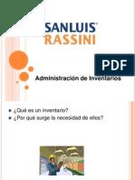 Administracion de Los Inventarios-I