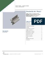 Rotor de Valvula Para El Cvg Venalum Pieza1-Análisis Estático 1-1
