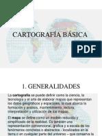 CARTOGRAFÍA BÁSICA