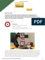 Guia Prático - Educação Infantil Volta as Aulas