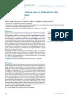 Articulo de Revision - Guias de Practica Clinica Para El Tratamiento Del Carcinoma Basocelular